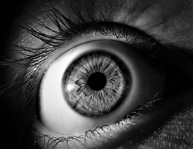 Excessive eye blinking